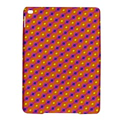 Vibrant Retro Diamond Pattern Ipad Air 2 Hardshell Cases by DanaeStudio