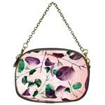 Spiral Eucalyptus Leaves Chain Purses (One Side)
