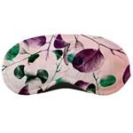 Spiral Eucalyptus Leaves Sleeping Masks