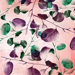 Spiral Eucalyptus Leaves Magic Photo Cubes