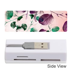 Spiral Eucalyptus Leaves Memory Card Reader (stick)  by DanaeStudio