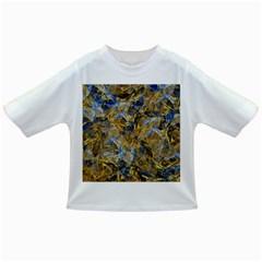 Antique Anciently Gold Blue Vintage Design Infant/toddler T Shirts by designworld65