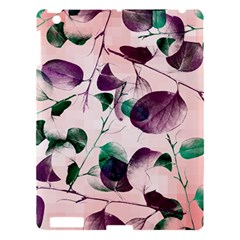 Spiral Eucalyptus Leaves Apple Ipad 3/4 Hardshell Case by DanaeStudio
