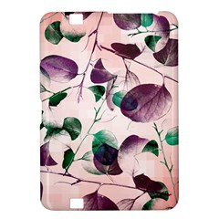 Spiral Eucalyptus Leaves Kindle Fire Hd 8 9  by DanaeStudio