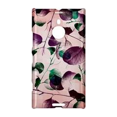 Spiral Eucalyptus Leaves Nokia Lumia 1520 by DanaeStudio