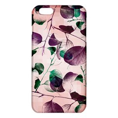 Spiral Eucalyptus Leaves Iphone 6 Plus/6s Plus Tpu Case by DanaeStudio