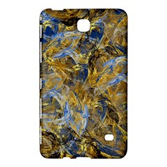 Antique Anciently Gold Blue Vintage Design Samsung Galaxy Tab 4 (8 ) Hardshell Case  by designworld65