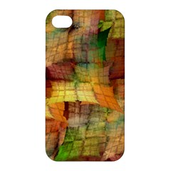 Indian Summer Funny Check Apple Iphone 4/4s Hardshell Case by designworld65