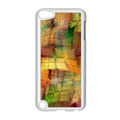 Indian Summer Funny Check Apple Ipod Touch 5 Case (white) by designworld65