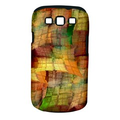 Indian Summer Funny Check Samsung Galaxy S Iii Classic Hardshell Case (pc+silicone) by designworld65