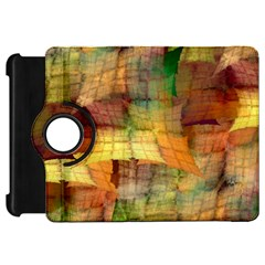 Indian Summer Funny Check Kindle Fire Hd Flip 360 Case by designworld65