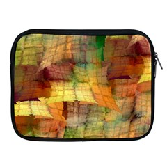 Indian Summer Funny Check Apple Ipad 2/3/4 Zipper Cases by designworld65