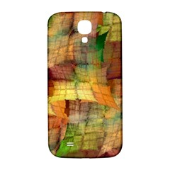 Indian Summer Funny Check Samsung Galaxy S4 I9500/i9505  Hardshell Back Case by designworld65