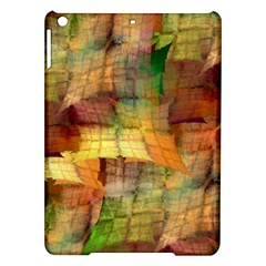 Indian Summer Funny Check Ipad Air Hardshell Cases by designworld65