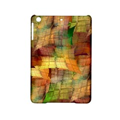 Indian Summer Funny Check Ipad Mini 2 Hardshell Cases by designworld65