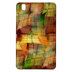 Indian Summer Funny Check Samsung Galaxy Tab Pro 8 4 Hardshell Case by designworld65