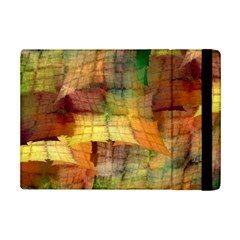 Indian Summer Funny Check Ipad Mini 2 Flip Cases by designworld65