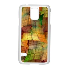 Indian Summer Funny Check Samsung Galaxy S5 Case (white) by designworld65