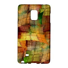 Indian Summer Funny Check Galaxy Note Edge by designworld65