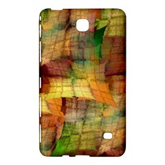 Indian Summer Funny Check Samsung Galaxy Tab 4 (7 ) Hardshell Case  by designworld65