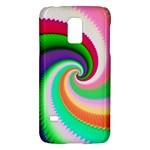Colorful Spiral Dragon Scales   Galaxy S5 Mini