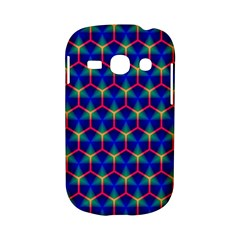 Honeycomb Fractal Art Samsung Galaxy S6810 Hardshell Case by Zeze