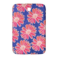Pink Daisy Pattern Samsung Galaxy Note 8 0 N5100 Hardshell Case  by DanaeStudio