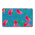 Carnations Magnet (Rectangular)
