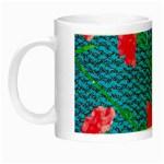 Carnations Night Luminous Mugs