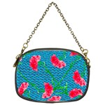 Carnations Chain Purses (One Side)