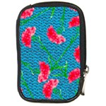 Carnations Compact Camera Cases