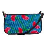 Carnations Shoulder Clutch Bags