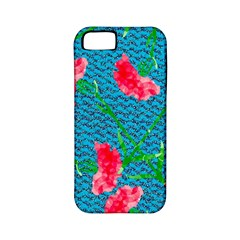 Carnations Apple Iphone 5 Classic Hardshell Case (pc+silicone) by DanaeStudio