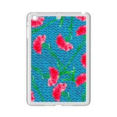 Carnations Ipad Mini 2 Enamel Coated Cases by DanaeStudio
