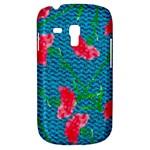 Carnations Samsung Galaxy S3 MINI I8190 Hardshell Case