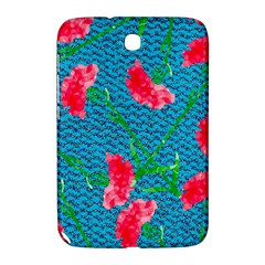 Carnations Samsung Galaxy Note 8 0 N5100 Hardshell Case  by DanaeStudio