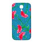 Carnations Samsung Galaxy S4 I9500/I9505  Hardshell Back Case
