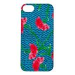 Carnations Apple iPhone 5S/ SE Hardshell Case