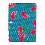 Carnations Samsung Galaxy Note 10.1 (P600) Hardshell Case
