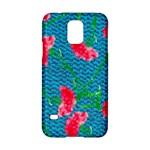 Carnations Samsung Galaxy S5 Hardshell Case