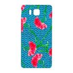 Carnations Samsung Galaxy Alpha Hardshell Back Case