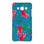 Carnations Samsung Galaxy A5 Hardshell Case
