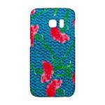 Carnations Galaxy S6 Edge