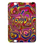 Abstract Shimmering Multicolor Swirly Kindle Fire HD 8.9