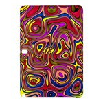 Abstract Shimmering Multicolor Swirly Samsung Galaxy Tab Pro 12.2 Hardshell Case