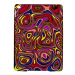Abstract Shimmering Multicolor Swirly iPad Air 2 Hardshell Cases