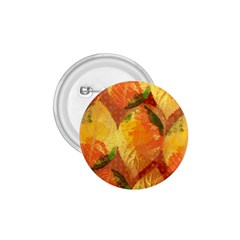 Fall Colors Leaves Pattern 1 75  Buttons by DanaeStudio