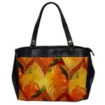 Fall Colors Leaves Pattern Office Handbags