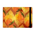 Fall Colors Leaves Pattern Apple iPad Mini Flip Case