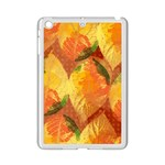 Fall Colors Leaves Pattern iPad Mini 2 Enamel Coated Cases